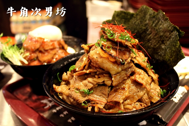 【台北美食推薦】燒肉丼蓋飯懶人包-來吃肉吧!燒肉丼、蓋飯在這裡。 @J&A的旅行