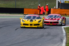 "Ferrari Challenge Mugello 2018 • <a style=""font-size:0.8em;"" href=""http://www.flickr.com/photos/144994865@N06/41800075151/"" target=""_blank"">View on Flickr</a>"
