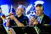 Trumpet Players - Arrowsmith Big Band (Roshine Photography) Tags: georgiastraightjazzsociety avalanche arrowsmithbigband pentaxart pentaxlife music jazz bbigband trumpets musicalinstrument brass topazglow