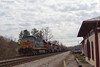 Chaperone (nrvtrains) Tags: christiansburg christiansburgdistrict cambria csx cambriast 821 norfolksouthern canadiannational virginia unitedstates us