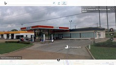 Gas Station Sushi—er, Ice Cream (Retail Retell) Tags: former gas mart citgo station fuel convenience store restaurant baskin robbins ice cream shop chester fried jack pirtles chicken hernando ms desoto county retail commerce street i55 demolished torn down
