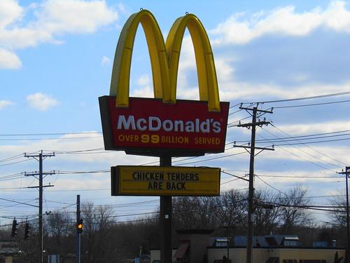 McDonald's (Southington, Connecticut)