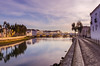 Tavira sunrise 574 (_Rjc9666_) Tags: algarve arquitectura bridge colors gilãoriver nikond5100 ponte portugal rio river riverbank romanbridge sky street sunrise tamron2470f28 tavira travel turismo urbanphotography water ©ruijorge9666 2149 574