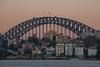 Sydney Harbour Bridge (quickking) Tags: sydney sydneyharbour australia sunrise