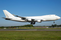Cargo Airlines B747-412(F) 4X-ICB (wapo84) Tags: icl cargoairlines cal 4xicb b744 lgg eblg