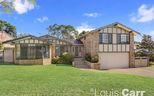 85 Francis Greenway Dr, Cherrybrook NSW 2126