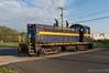 Airport Road (Dan A. Davis) Tags: eastpennrailroad espn epry railroad locomotive train pa pennsylvania nw2 bit03 bit bristol