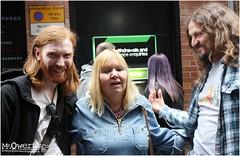 Shane, Paul & Deb share a joke (A-Wop-Bop-A-Loo-Bop!) Tags: ipo 2017 liverpool