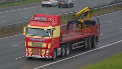K700 DFC (panmanstan) Tags: volvo fh wagon truck lorry commercial freight transport haulage vehicle a1m fairburn yorkshire