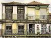 Gardener (beelzebub2011) Tags: portugal porto garden gardener terrace apartment