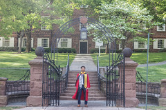 mary&naweed (20 of 101) (justinmay1) Tags: mary naweed grad graduation college rutgersuniversity rutgers collegeave yard