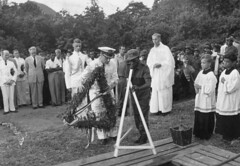 Politiek en bestuur-127 8 september 1958 (Stichting Papua Erfgoed) Tags: papua stichtingpapuaerfgoed pace papuaheritagefoundation nederlandsnieuwguinea irianjaya irianbarat newguinea