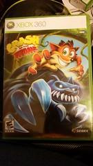 Crash of The Titans Xbox 360 (Adventurer Dustin Holmes) Tags: crashofthetitans sierra videogame game gamecase crash xbox xbox360