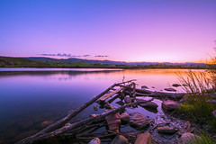 8mm Is Amazing (Brandon Proulx) Tags: nikon d7100 colorado landscape mountains colors sunset skies clouds rocks water lake river stream estes rocky mountain national park trees wide angle sigma 1020 816 10mm 8mm beautiful fort collins reflection distance watson poudre