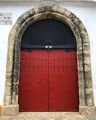 Bullring Door No 10 (Marc Sayce) Tags: door puerta sol 10 bullring plaza toros real maestranza caballería seville sevilla andalucía andalusia spain españa may 2018