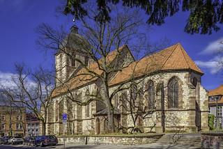 Göttingen - St. Albani
