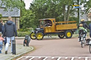 Ford Model TT Truck 1922 (8695)