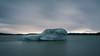 iceberg droit devant (Jonathan Wartel) Tags: iceberg islande iceland frozen freeze eos efs snow ice long exposure ocean jonathan paysage sky sunset spring sea landscape lake wartel exposition canon nature 1855 1100d