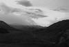 Denali in the Clouds (tpeters2600) Tags: alaska film minoltaxg1 scan blackandwhite monochrome denali landscape scenery outdoors denalinationalpark