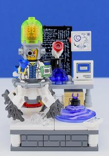 Cyborg Brainstein