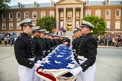 180521-G-XO367-094 (US Coast Guard Academy) Tags: corpsofcadets uscoastguardacademy newlondon connecticut cadets officers academy barger pettyofficernicolefoguth rearadmjamesrendon usa