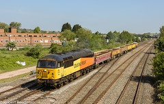 56096 6C80 (47843 Vulcan) Tags: 56096 grid class56 colas rail freight trowell 6c80dorestationjunctiontototonnorthyard