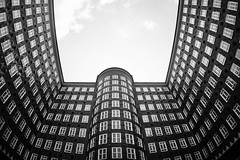 Bricks, bricks, bricks... (Michael Moeller) Tags: monochrom architecture hamburg lowersaxony germany