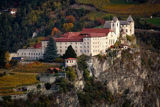 Belvedere Moastero di Sabiona