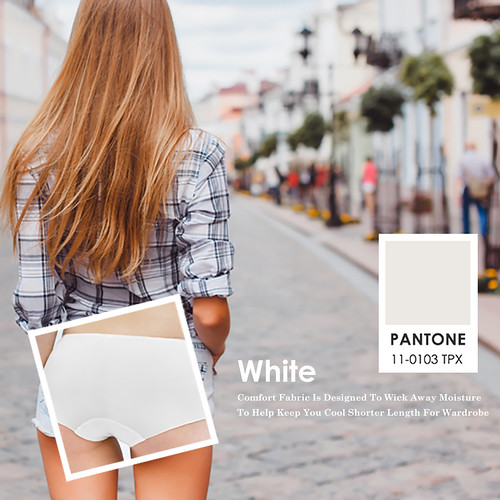 Pure5.5 skin pH Balancing Underwear.