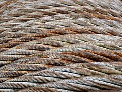 Cable (only lines) Tags: chatham dockyard cable steel