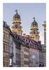 Der Blick. (Anscheinend) Tags: theatinerkirche münchen munich monaco bayern bavaria perspectives kirche church igreja iglesias landmark city stadt center