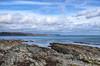 Looe Bay, Cornwall (Baz Richardson (back on 26 May)) Tags: cornwall westlooe looebay coast rockshelves seascapes downderry hannaforebeach