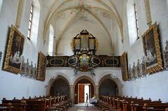 Annabergi kirik (anuwintschalek) Tags: nikond7000 18140vr austria niederösterreich annaberg kirik church kirche interiour kevad frühling spring 2018 may orel orelirõdu orgel organ lapsed kalle walter