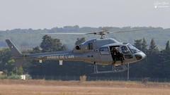 VQ / 5445 - Aérospatiale AS 555 AN Fennec (Laurent Spotter) Tags: canoneos7d canonef100400mmf4556lisusm aérospatiale as555 fennec frenchairforce arméedelair hélicoptère militaryaircraft aéronef aviation meetingaérien airshow avignoncaumont france