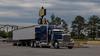 Gliding on in (NoVa Transportation Photos) Tags: peterbilt 389 fitzgerald glider truck trailer 18 wheeler
