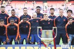 DSC_0754 (VAVEL España (www.vavel.com)) Tags: fcb barcelona barça blaugrana culé azulgrana villarreal submarino amarillo liga campeones pasillo iniesta fútbol primera
