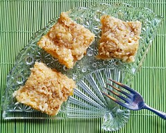 Mandarin Orange Coconut Bars for Mother's Day (cleanfreshcuisine) Tags: cleanfreshcuisine mothersdayrecipes breakfast dessert simple delicious dessertlove