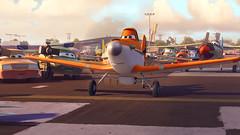 PLANES (princeallav) Tags: planes disney cropduster race