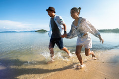 Asian teenage girl and boy running on the beach, Koh Mak Thailand (Patrick Foto ;)) Tags: asia asian beach boy break concept couple female freedom friends friendship fun girl happiness happy healthy holiday island joy leisure lifestyle love male man ocean outdoors people person playing portrait recreation running sand sea spring summer teen teenage teenager teenagers teens together tourism tourist travel two vacation water waves young tambonkohchangtai changwattrat thailand th