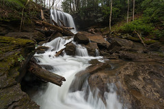 Upper Falls of Hills Creek (Ken Krach Photography) Tags: fallsofthehillscreek westvirginia monongahelanationalforest