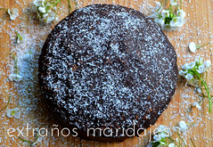 Tarta de coco (extraños maridajes) Tags: coconut comida cooking chocolate cake coco food sweet dessert dulce postre tarta