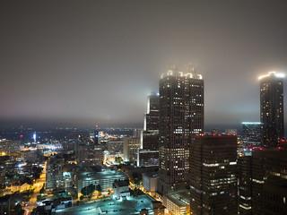 ATL in Fog