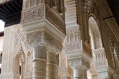 Nasrid Palace (nasrullahs) Tags: spain granada alhambra nasrid palace
