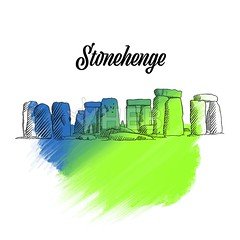 Stonehenge England Sketch (Hebstreits) Tags: abstract ancient architecture background bridge britain british building city coliseum culture design egypt england english europa europe famous flat graphic great historicalbuilding icon icons illustration isolated kingdom kremlin landmark london map memorial monument place pyramid set sign signs silhouette skyline stonehenge symbol tea temple tourtourism tourism traditional travel vacation vector