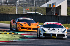 "Ferrari Challenge Mugello 2018 • <a style=""font-size:0.8em;"" href=""http://www.flickr.com/photos/144994865@N06/27932087568/"" target=""_blank"">View on Flickr</a>"