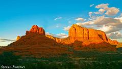 (Steven Barrows) Tags: sedona bellrock courthousebutte villageofoakcreek arizona northernarizona biking hiking southwest americansouthwest sunset coconinonationalforest ngc