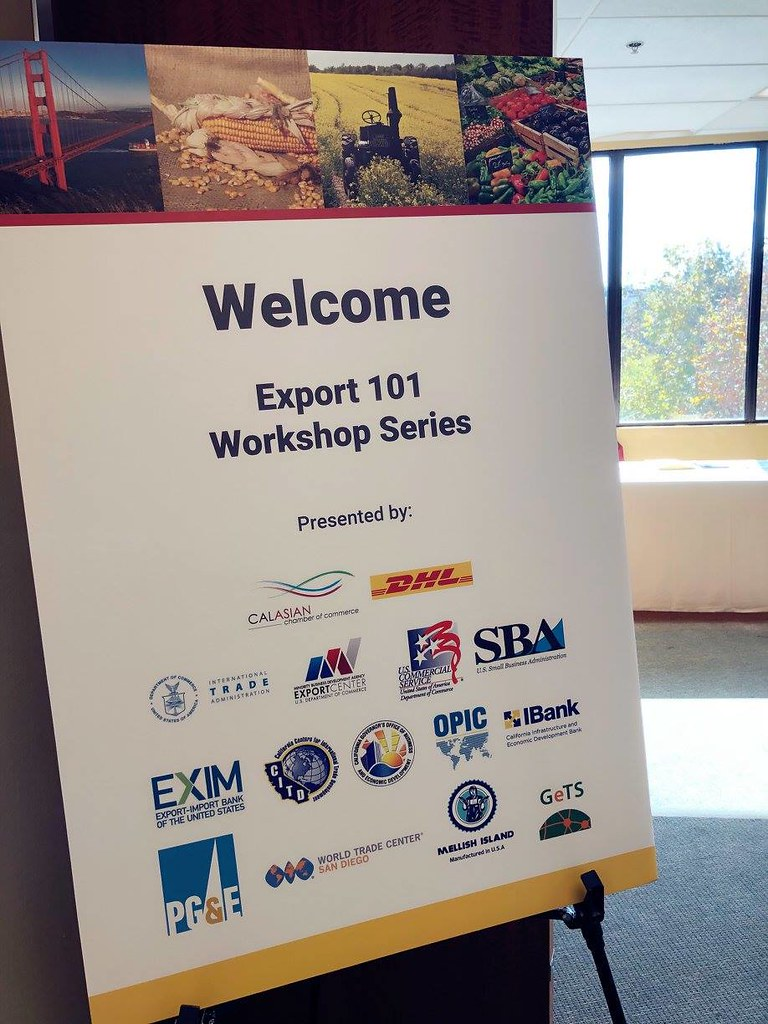 2017 Export 101 - San Diego