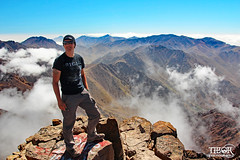 Toubkal Summit (morbidtibor) Tags: africa northafrica morocco desert atlas atlasmountains toubkal trekking hiking summit
