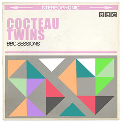 BBC SESSIONSlite (BADD EGGS) Tags: design cocteau twins cocteautwins shoe shoegaze gaze music vinyl record albumcover