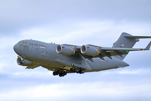 US Air Force C-17 Globemaster - 00220